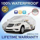 100% Weatherproof Full SUV Cover with Door Zipper For Buick Enclave [2007-2018]