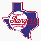 Texas Rangers cornhole set of 2 decals ,Free shipping, Made in USA #5 on Ebay