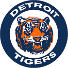 Detroit tigers corn hole set of 2 decals ,Free shipping, Made in USA #4 on Ebay