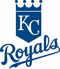Kansas city Royals corn hole set of 2 decals ,Free shipping, Made in USA #5 on Ebay
