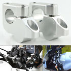2 Pack Aluminum Offset Handle Bar Mount Risers For Triumph Trophy 900 1992-1999 $37.98 USD on eBay