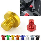 CNC Aluminum Motorcycle Mirror Hole Plug Screws For SUZUKI 2019-2020 KATANA 1000 $9.96 USD on eBay