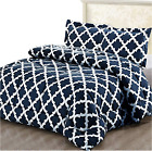 Utopia Bedding Printed Comforter Set with 1 Pillow Sham (FAST SHIPPING) image
