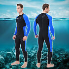 Ultra-thin WetSuit Full Body Super stretch Diving Suit Swim Surf Snorkeling GB