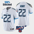 New Men's Tennessee Titans Derrick Henry #22 White New Game Jersey 100% Stitched $32.79 USD on eBay