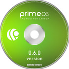 PrimeOS 0.4.5 ANDROID for PC 64bit DVD Bootable Operating System