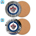 Winnipeg Jets Wood Coaster Coffee Drink Tea Cup Mat Mug Pad $4.69 USD on eBay