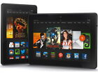 """Amazon Fire HDX 7"""" 3rd Generation - WiFi Only KFTHWI Model - HDX Display Tablet"""