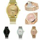 Luxury Quartz Watches Women Stainless Steel Strap Analog Wrist Band Watch Colors image