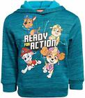 PAW PATROL CHASE MARSHALL RUBBLE Sweatshirt Hoodie Toddler's Size 2T or 3T  25