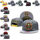 Baseball Snap-back Cap New Fashion Game Teams Fitted Flat Brim Adjustable Hat on eBay