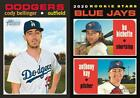 Внешний вид - Pre-Sell 2020 Topps Heritage Base Team Set Baseball Cards U You Pick From List