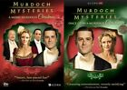 MURDOCH MYSTERIES BOTH CHRISTMAS SPECIALS New 2 DVD Unce Upon + Merry
