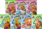 BEAR IN THE BIG BLUE HOUSE Lot of 7 New DVD
