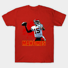 KANSAS CITY CHIEFS PATRICK MAHOMES T-SHIRT $12.99 USD on eBay