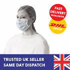 Kyпить DISPOSABLE SURGICAL FACE MASK FOR VIRUS & FLU PROTECTION W/ ELASTIC EAR LOOP на еВаy.соm