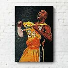 Kobe Bryant NBA Basketball Poster Choose your Size on eBay