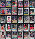 1977-78 Topps Basketball Cards Complete Your Set You U Pick From List 1-132 on eBay