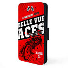 Personalised Speedway iPhone Case SE 6 7 Plus Motorbike Cover Racing Dad Gift