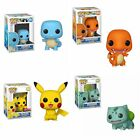 Funko POP! Pokémon: Pikachu + Charmander + Squirtle + Bulbasaur