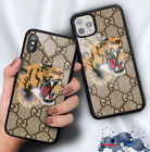 Phone Case gg837Gucci83 Tiger iPhone X XR 11 Pro Max Samsung Galaxy Note 10 Plus