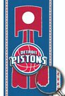 Detroit Pistons Cornhole Wrap Decal Sticker Smooth Surface Texture Single M2190 on eBay