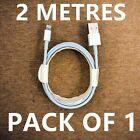 Apple iPhone Charger Cable 2M Changing Lead 3M Lightning To USB Cable Long Fast