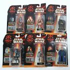 Star wars Episode 1 Collection 2  Set 1 ,Six action figures available.  NIP E40 $4.0 USD on eBay