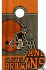 Cleveland Browns Cornhole Wrap Decal Sticker Smooth Surface Texture Single M2260 $21.9 USD on eBay