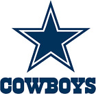 Dallas Cowboys corn hole set of 2 decals ,Free shipping, Made in USA #11 $15.28 USD on eBay