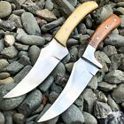 """7.5"""" Survival Tactical Skinner Upswept Fixed Blade Hunting Camping Fishing Knife"""