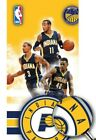 Indiana Pacers Cornhole Wrap Decal NBA Sticker Smooth Surface Texture Single LS on eBay
