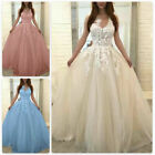 Womens Wedding Formal Dresses Bridesmaid Evening Party Ball Gown Prom Long Dress $30.99 USD on eBay