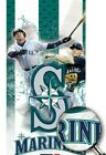 Seattle Mariners Cornhole Wrap Decal Sticker Smooth Surface Texture Single LS on Ebay