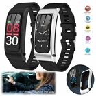 2 in 1 Smart Watch Fitness Tracker Bracelet Wristband Handfree Bluetooth Headset bluetooth bracelet Featured fitness handfree headset smart tracker watch wristband