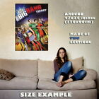139869 THE BIG BAG THEORY COMIC Wall Print Poster Affiche