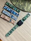Military Sport Watch Band Iwatch Strap  Apple watch 5 4 3 2 1 44mm 42mm 40mm 38m image
