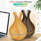 Mute USB Air Essential Oil Diffuser Aroma Diffuser Cool Mist Humidifiers T4L7