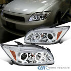 For 05-10 Scion tC Replacement Clear LED Halo Projector Headlights Head Lamps $150.54 CAD on eBay