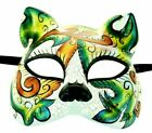 Cat Face Mask Halloween Cat Costume Mask Cosplay Costume Cat Masks