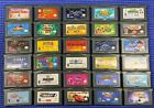 Nintendo Gameboy Advance Games Complete Fun Pick Choose GBA DS Lite Video Games