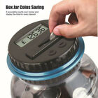 Digital Coin Counter With LCD Display Money Saving Jar Box Counter Counts Hot