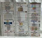 Nintendo Wii Games Complete Pick & Choose Video Game Lot 100's Available Wii U