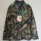 NEW Women S or M MOSSY OAK Camo Break Up Infinity Hunting Fleece Jacket
