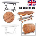 Wooden Outdoor Dining Table Foldable Garden Desk Solid Wood Patio Furniture