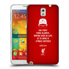 OFFICIAL LIVERPOOL FOOTBALL CLUB KLOPP QUOTES SOFT GEL CASE FOR SAMSUNG PHONES 2