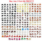 ☀️NEW Lego PICK YOUR HAIR Female Male Boy Girl Minifigure minifig Beard Parts $1.99 USD on eBay