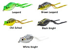 Z-Man Leap FrogZ™ Walking Frog Topwater Frog - Choice of Colors and Sizes