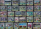 1981 Fleer Team Action Football Cards Complete Your Set You Pick From List 1-88 $0.99 USD on eBay