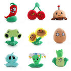 Plants vs Zombies PVZ Plush Stuffed Doll Toys Gifts Ship From US CA